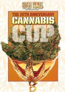 High Times Presents The 20th Cannabis Cup DVD MVD