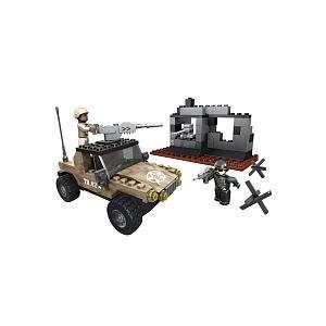 Exclusive Mega Bloks Set Army Assault : Toys & Games :
