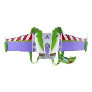 Toy Story 3 Buzz Lightyear Deluxe Action Wing Pack  Toys & Games