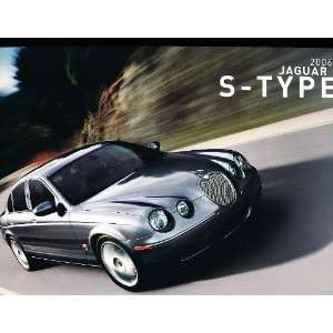 2006 Jaguar S Type Deluxe Sales Brochure Book Everything