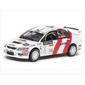 Mitsubishi Lancer Evolution IX #9 M.Stohl/I.Minor Winner Rally of