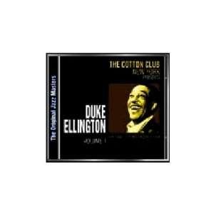 Cotton Club New York Duke Ellington Music