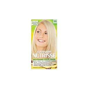 Garnier Nutrisse Nourishing Color Creme 111 Extra Light