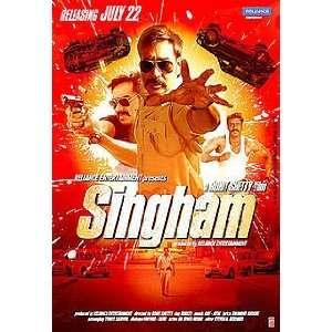 Singham (2011) (Hindi Film / Bollywood Movie / Indian