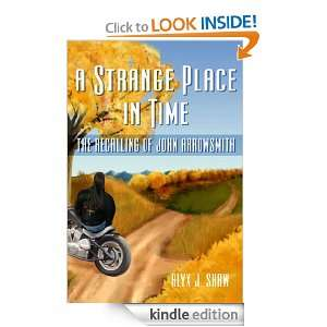 Strange Place In Time Alyx Shaw  Kindle Store