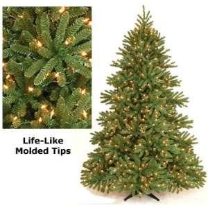 Darlington Pine   6.5   Artificial Christmas Tree   Clear Lights