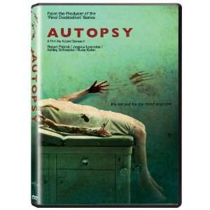 Autopsy (2008): Movies & TV
