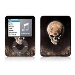 Apple iPod Nano 3G Decal Skin   Bad Moon Rising