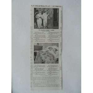 Thomas Elder)Original 1909 the Youths Companion Magazine Print Art
