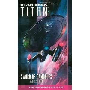 Sword of Damocles (Star Trek Titan, Book 4) [Mass Market
