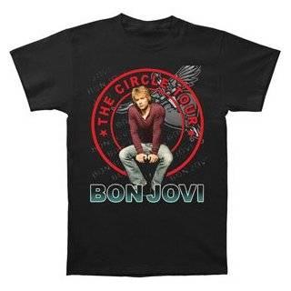 Bon Jovi   Dagger Days T Shirt Clothing