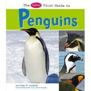 The Pebble First Guide to Penguins (Pebble Books First