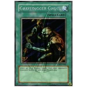 2002 Legend of Blue Eyes White Dragon 1st Edition LOB 65 Gravedigger