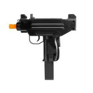 Double Eagle Mini Uzi Style Airsoft Assault Pistol 220 FPS