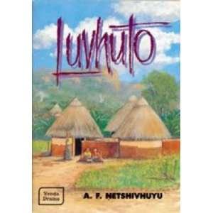 Luvhuto (the Conspirator): Venda Drama (9780796003355): A