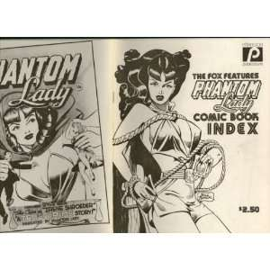 Lady #2 (Comic Book Index for The Fox Features) Bill Black Books