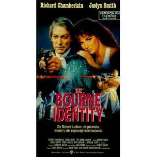 The Bourne Identity (TV Miniseries) [VHS]: Richard