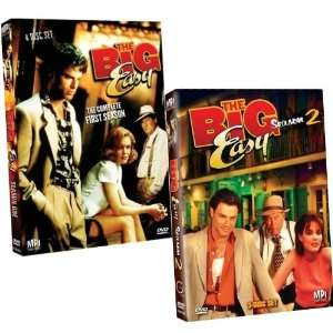 The Big Easy The Complete Series (First & Second Seasons