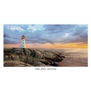 Storm Front Poster by Mike Jones (39.00 x 22.50): Home