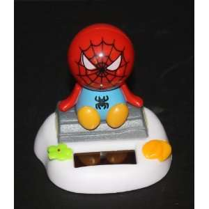 Spider Man Solar Powered dancing Toy  Toys & Games