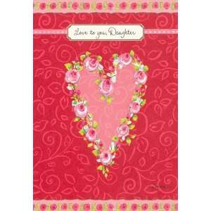 Day Greeting Card for Daughter   Love To You