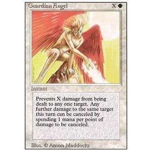 Magic: the Gathering   Guardian Angel   Revised Edition: Toys & Games