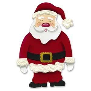 Sizzix Originals Die   Santa Claus Arts, Crafts & Sewing