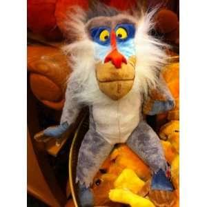 Disney Rafiki from Lion King Large Plush Doll NEW