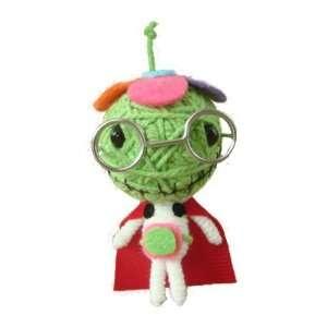 Flower Boy Earth Lover Series Voodoo String Doll #KELV012