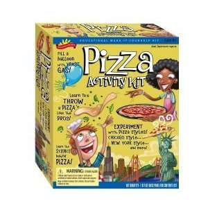 Pizza Activity Kit by Scientific Explorer : Toys & Games :