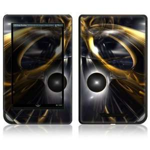 & Noble Nook Color Decal Sticker Skin   Abstract