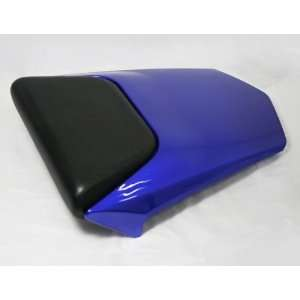 Blue ABS Plastic Motorcycle Passenger Rear Seat Cover Cowl