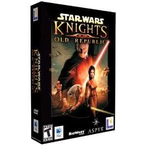 Star Wars Knights of e Old Republic (Mac) Video Games