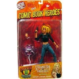 Indie Spotlight Comic Book Heroes Katchoo Toys & Games