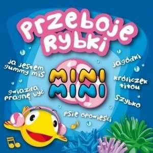 Przeboje Rybki (Piosenki dla Dzieci, CD/DVD) Mini Mini