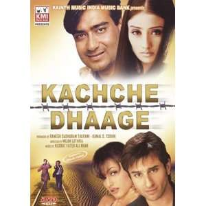 Kachche Dhaage (1999) (Hindi Action Thriller Film / Bollywood Movie
