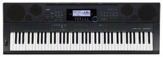 Casio WK6500 Electronic Keyboard, 76 Key at zZounds