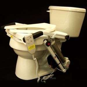 Tush Push Toilet Seat Lift   Electric Portable Mobility