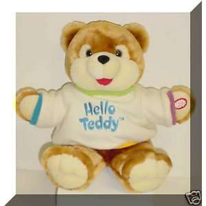 Teddy Interactive Bear By Dan Dee Collectors Choice Toys & Games