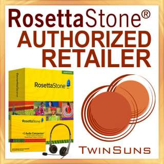 Rosetta Stone® ENGLISH US/AMERICAN LEVEL 3 HOMESCHOOL