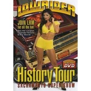 New Lowrider Magazines History Tour Sacramento LRM DVD