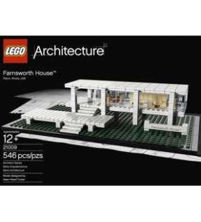 Lego Architecture Series Farnsworth House 21009 *New*