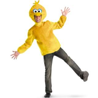 Big Bird Sesame Street Costume