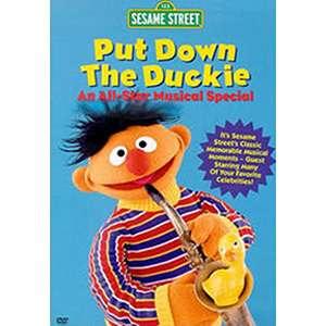 Put Down Duckie All Star Music DVD  Shop the Ticketmaster Merchandise