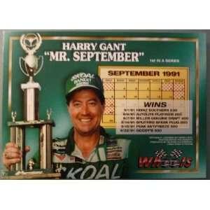 Harry Gant   Hologram   NASCAR Everything Else