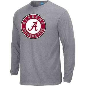 NCAA   Mens Alabama Crimson Tide Long Sleeve Tee Sports