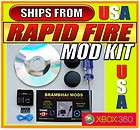 ULTIMATE Xbox 360 Rapid Fire Mod Kit (4 Mode) COD MW3  All games