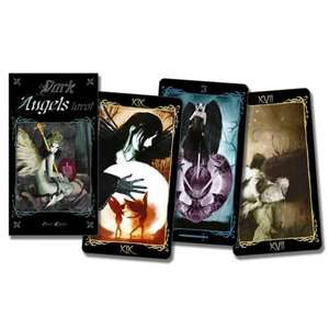 Dark Angels Tarot Deck, Lo Scarabeo: Health, Mind & Body