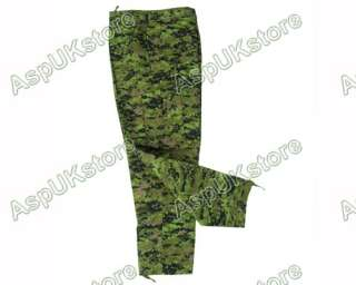 Canada Digi Camo Military Special Force Uniform V2   L