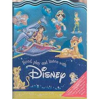 Read, Play and Listen With Disney Activity Tin (Hardcover).Opens in a